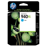 HP Cyan Ink Cartridge 940XL [C4907AA]